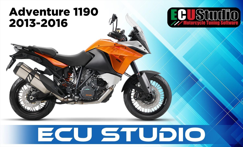 ES Adventure 1190 2013-2016