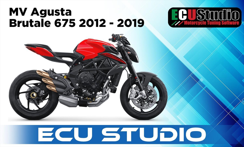 ES Brutale 675 2012-2019