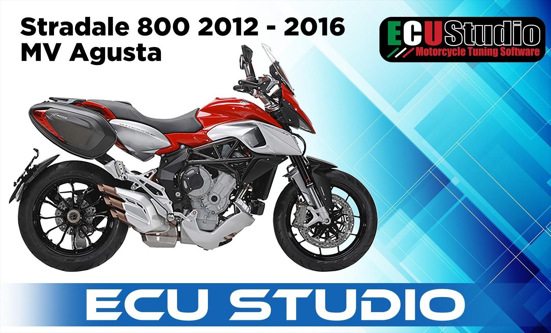 ES Stradale 800 2012-2016
