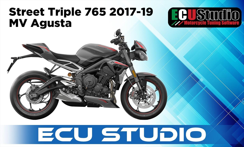 ES Street Triple 765 2017-2019