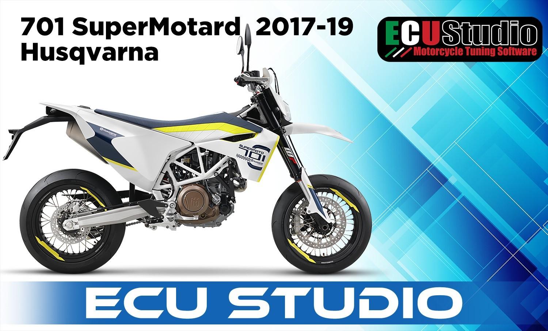 ES 701 SuperMotard 2017-2019