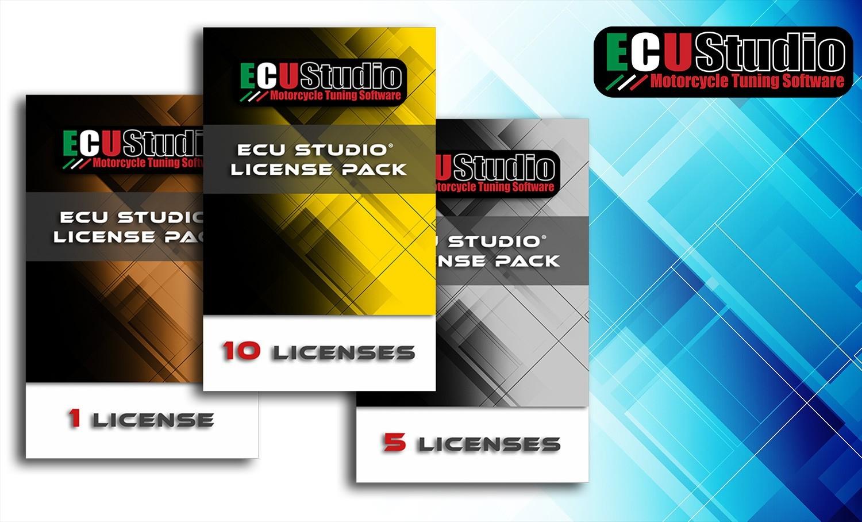 ES ECU Studio License Pack