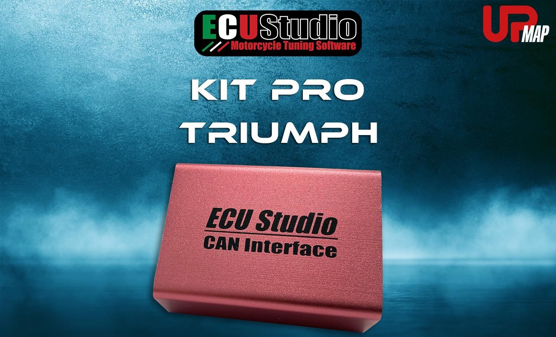 ES ECU Studio PRO TRIUMPH