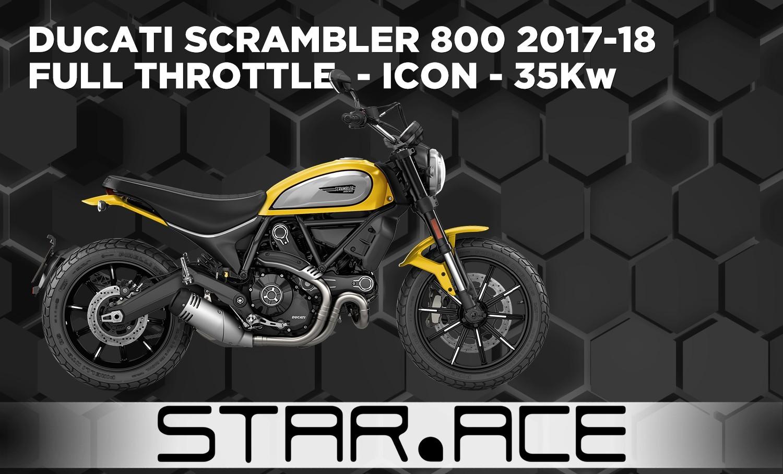 SCR800MA 17 OEM STARACE B 35Kw