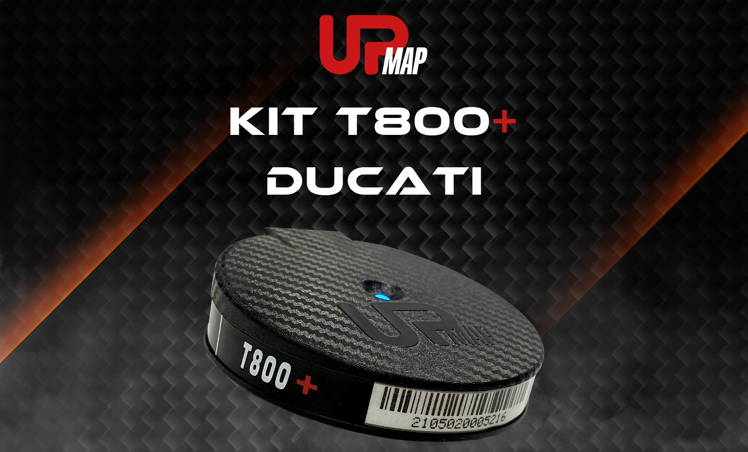 UPMAP KIT PLUS DUCATI