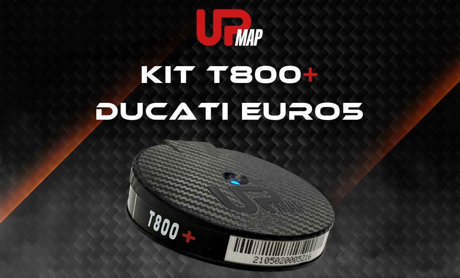 UPMAP KIT PLUS DUCATI EURO5